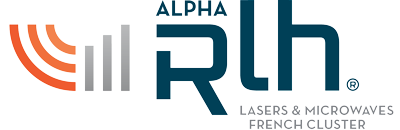 Logo RLH version blue